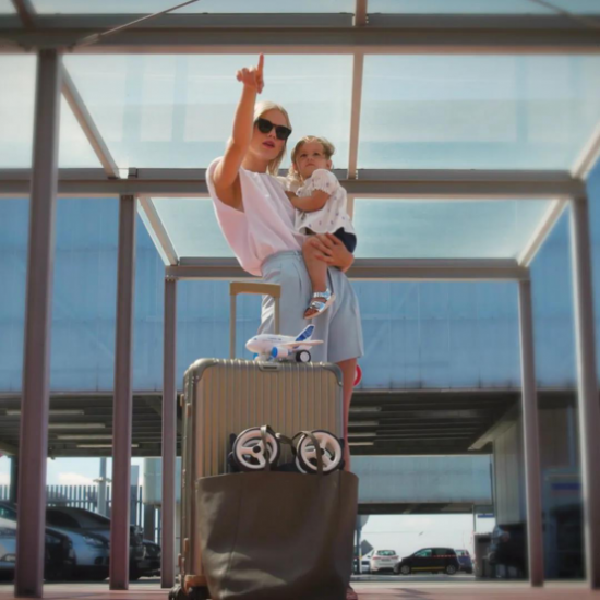 CYBEX LIBELLE超轻便婴儿车——折叠小天才, 城市出行标配